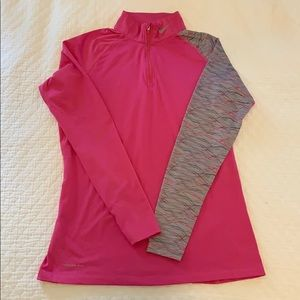 Nike Pro Combat Therma-Fit Running Top